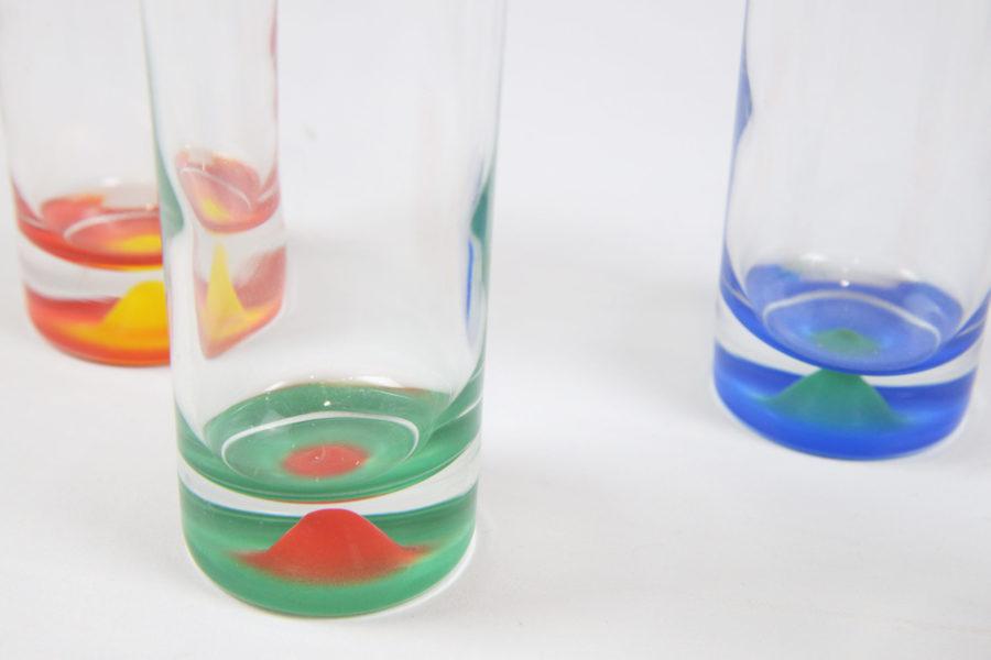 Lot de 6 verres colorés - DSC_9485.jpg