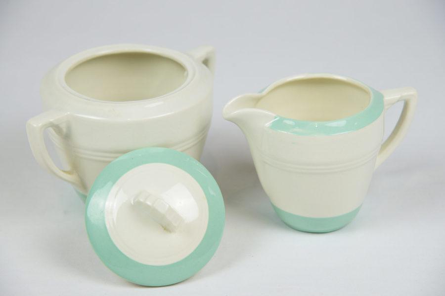 Ensemble à café : Tasses, sucrier & pot à lait - DSC_9824.jpg
