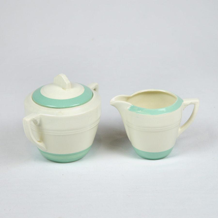 Ensemble à café : Tasses, sucrier & pot à lait - DSC_9825.jpg