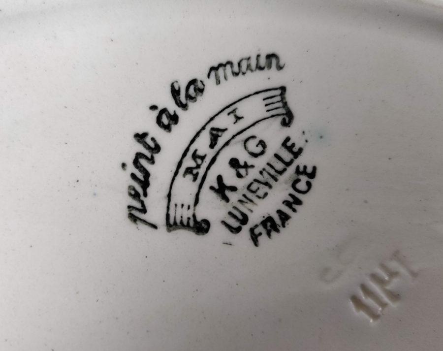 Ensemble faïence ancienne Lunéville 'K&G' - IMG_20200323_103316_Bokeh-petit.jpg