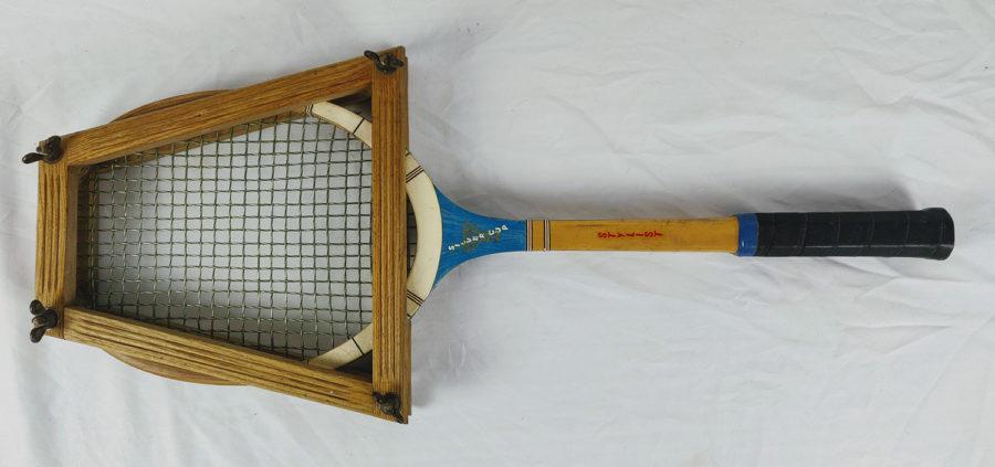 Lot de 3 raquettes de Tennis anciennes - raquette1-entier-e1585417610617.jpg